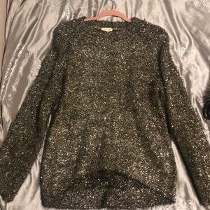 Urban Outfitters Sparkly Sweater